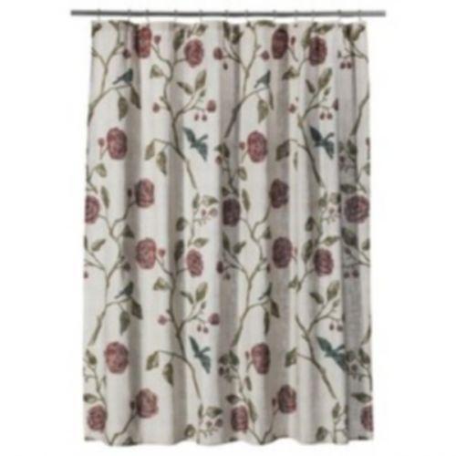Target Bird Shower Curtain Ebay