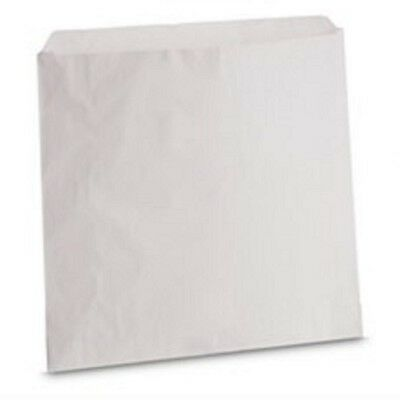 White Greaseproof Paper Bags - 8.5