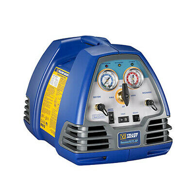 Yellow Jacket 95764 Recoverxlt2-ap Refrigerant Recovery Machine