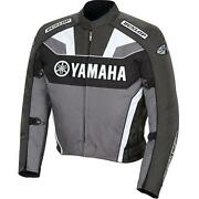 Yamaha Motorcycle Jackets Black