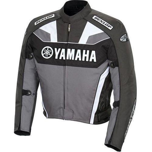 Yamaha Motorcycle Jackets Black