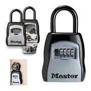 Master Lock Box