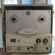 Webcor Tape Recorder