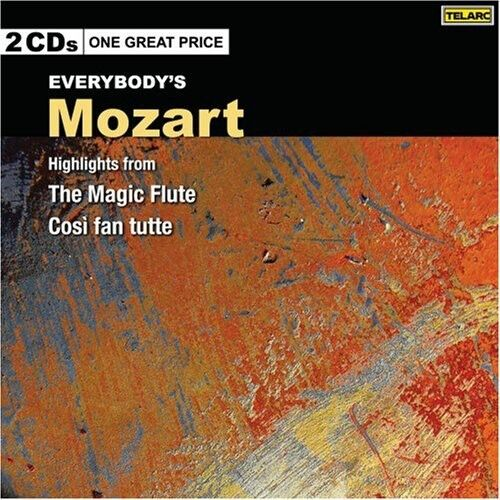 Various Artists, W.a - Mozart: Magic Flute & Cosi Fan Tutte / Various [New CD]