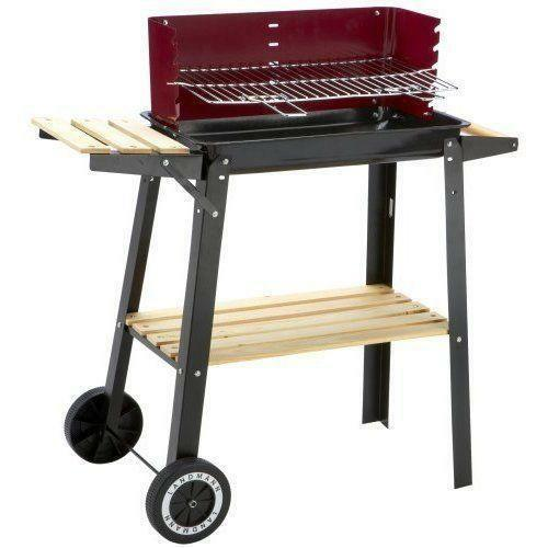 landmann charcoal bbq barbecues ebay. Black Bedroom Furniture Sets. Home Design Ideas