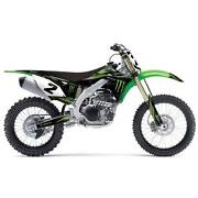 KX250F Monster Energy Graphics
