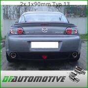 Mazda RX8 Sportauspuff
