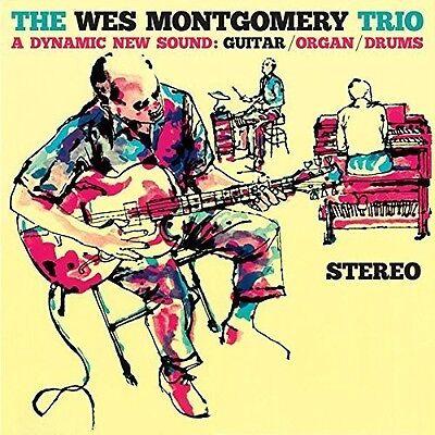 Wes Trio Montgomery - Dynamic New Sound + 2 [New Vinyl LP] Bonus Tracks, Spain (Wes Montgomery Trio)