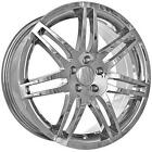"19"" Chrome Mercedes Rims"