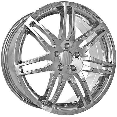 19 chrome mercedes rims ebay for Chrome rims for mercedes benz