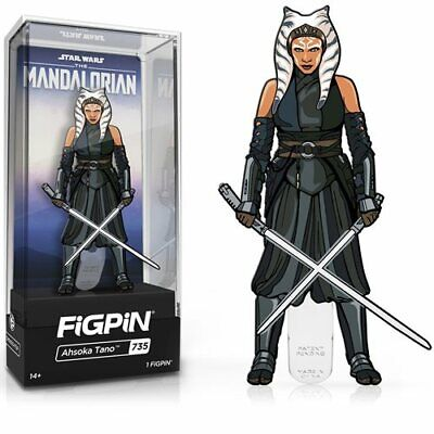 Star Wars: The Mandalorian Season 2 Ahsoka Tano FiGPiN PREORDER