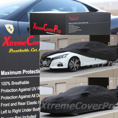 BREATHABLE CAR COVER W/MIRROR POCKET For 2017 2016 2015 2014 2013 NISSAN ALTIMA
