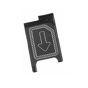 Sony-Xperia-Z3-Sim-Tray-Holder-Black-Replacement-amp-Repair-Part-CANADA