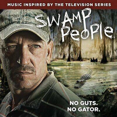 Original Soundtrack - Swamp People CD NEW