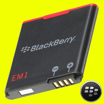 ORIGINAL BLACKBERRY AKKU BATTERIE EM1 E-M1 Curve 9350 9360 9370 BAT-34413-003 Blackberry Curve Batterien