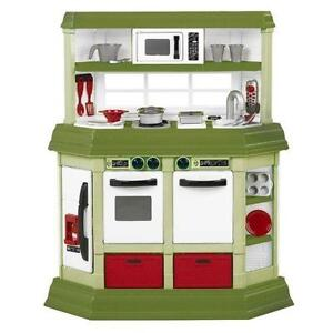 Little Tikes Play Kitchen With Grill little tikes kitchen | ebay