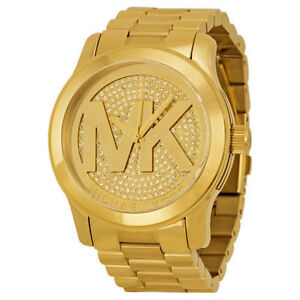 083a2d70b1a1 Michael Kors Runway MK5706 Wrist Watch for Women for sale online