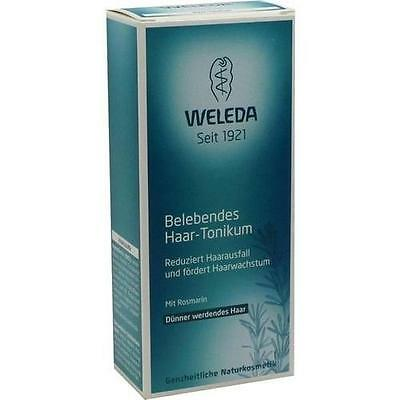 WELEDA belebendes Haar-Tonikum 100 ml PZN 9924295