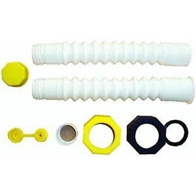 EZ-POUR 40051 HI FLO Universal Replacement Water Gas Spout / Vent Kit *