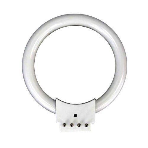 AmScope FRL12B 12W Fluorescent Ring Light Bulb
