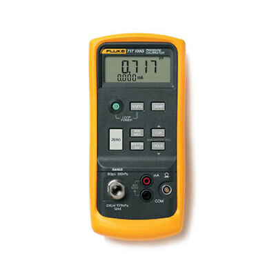 Fluke 717-10000g Pressure Calibrator 0 To 10000 Psi