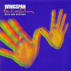 Paul McCartney/Wings-Wingspan 2 cd set-Excellent condition