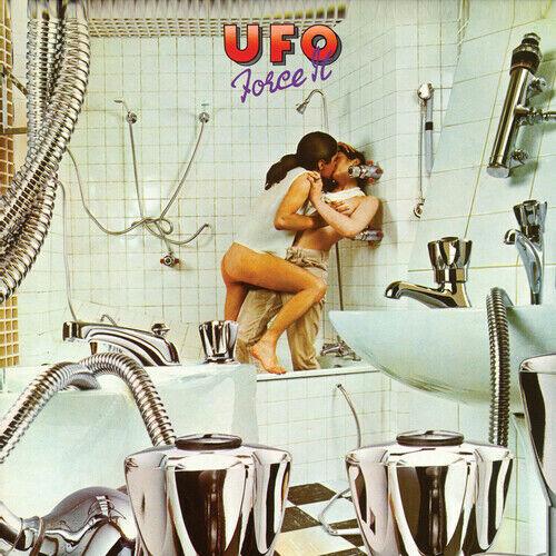 UFO - Force It (Deluxe Edition) [New Vinyl LP] Gatefold LP Jacket, Deluxe Ed