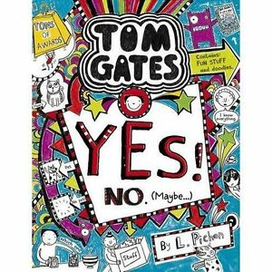 Yes! No (Maybe...) (Tom Gates) (Paperback) - ISBN1407148796 BRAND NEW BOOK