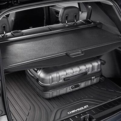 2018-2020 Chevrolet Equinox GMC Terrain GM Cargo Security Shade Black 84390989