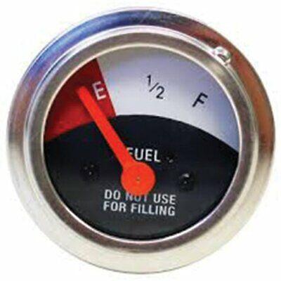 Fuel Gauge - 12v Negative Ground - 2 Prong John Deere 3020 4010 4020 2510 3010