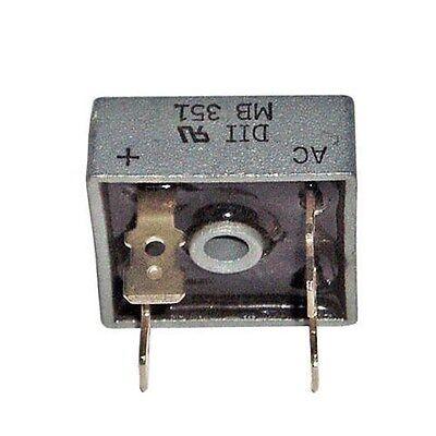 Mb351 Bridge Rectifier 35 Amps 100 Volts - Lot Of 10 Pieces