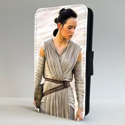Rey Star Wars Force Awakens FLIP PHONE CASE COVER for IPHONE SAMSUNG