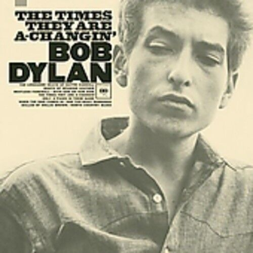 Bob Dylan - Times They Are A-Changin [New CD] Rmst