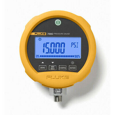 Fluke 700g04 Precision Pressure Gauge Calibrator 15 Psi 1 Bar