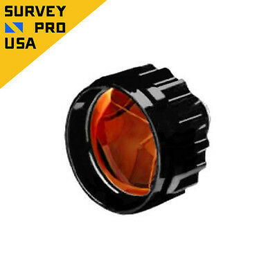 New High Accuracy Survey Monitoring 62mm 2 Prism Wcopper Coating Black Can