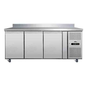 COMMERCIAL UNDER COUNTER FRIDGE - Leader 3 door chiller Newtown Inner Sydney Preview