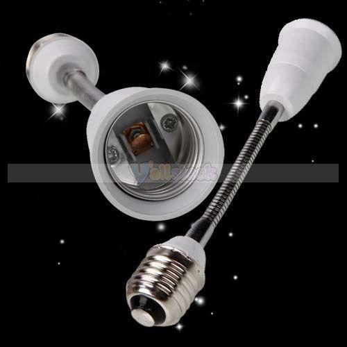 light socket extension ebay. Black Bedroom Furniture Sets. Home Design Ideas