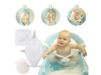 Newborn Baby Bath Sling Hammock Net Seat Support Adjustable Bathtub + FREE GIFT