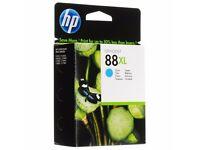 HP 88XL Cyan Officejet Ink Cartridge (C9391AE)