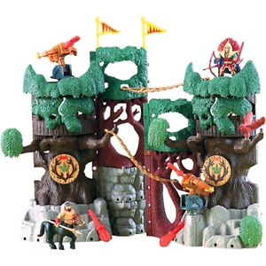 Imaginext - bin full of Fisher-Price Imaginext Playsets