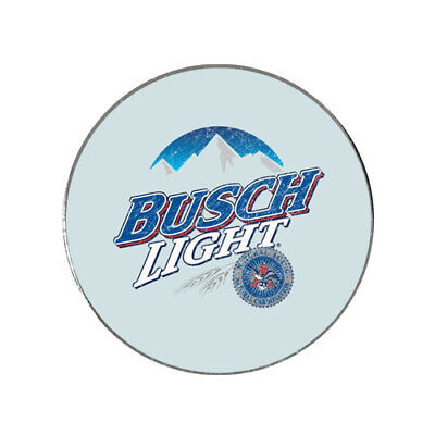 Busch Light Logo Magnetic Golf Ball Marker Anheuser Beer - Golf Ball Lights