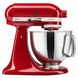 Kitchenaid Stand Mixer 5-QT All Metal Artisan Choose Color