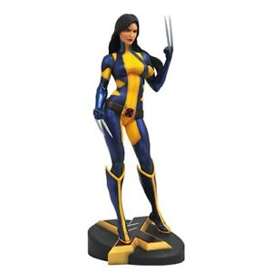 Marvel Gallery NEW * Unmasked X-23 Statue * SDCC Previews PX Wolverine X-Men