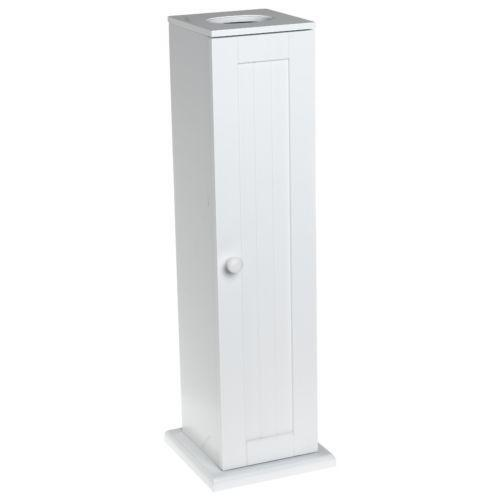 toilet paper cabinet ebay. Black Bedroom Furniture Sets. Home Design Ideas