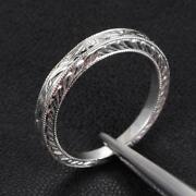 Antique Gold Wedding Ring