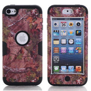 iPod Touch 5th 6th Gen.Shockproof Hybrid Defenders Cases