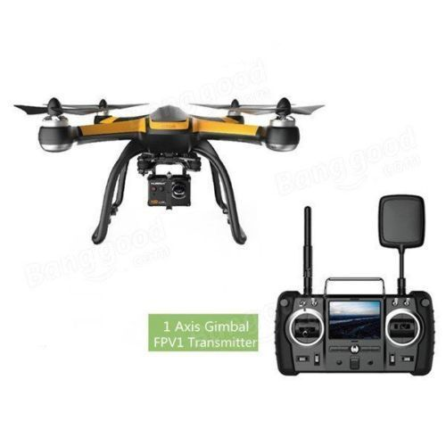 Hubsan X4 Pro H109S 5.8G FPV 1080P HD Camera 3 Axis Gimbal GPS Quadcopter NEW
