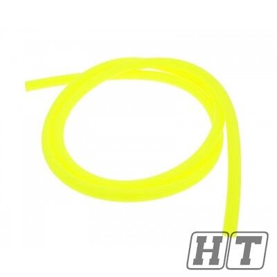 101OCTANE GASOLINE HOSE NEON YELLOW 1M 5X9MM FOR SCOOTER MOTORCYCLE