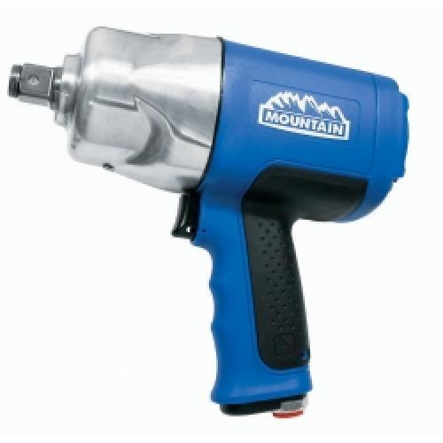 "Mountain 3/4"" Drive Heavy Duty Composite Air Impact Wrench Gun"
