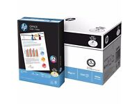 BRAND NEW 80gsm HP Office Printer Paper A4 80gsm White 500 Sheets - CHP110 - £2.75 A REAM